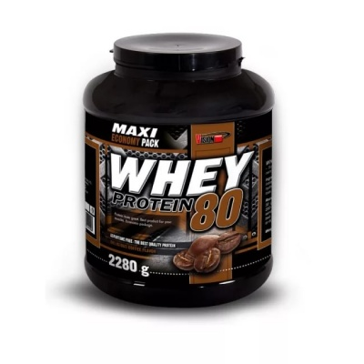 Протеин Vision Nutrition Whey 80  2280г