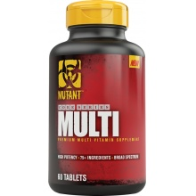 Витамины Mutant Core Series Multi Vitamin 60капсул