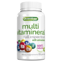 Витамины Quamtrax Nutrition Multi Vitamineral 60 caps