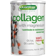 Коллаген Quamtrax Nutrition Collagen with magnesium  300 гр